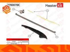 Комплект цепи ГРМ Masterkit 77B0078K