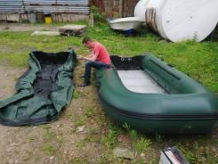 Продам Лодка надувная Amur 420 в Отличном состоянии