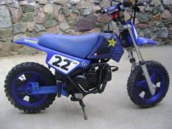 Yamaha PW, 2018