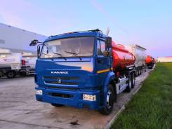 Автотопливозаправщик Сеспель RK3312 на шасси Камаз-65115-50