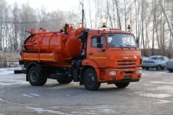 Илососная машина МВС-7,5М Камаз-43253