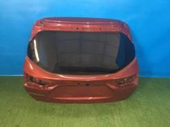 Крышка багажника Nissan Qashqai J11 ( 2013 - н. в. )
