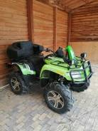 Arctic Cat Mudpro 700, 2014