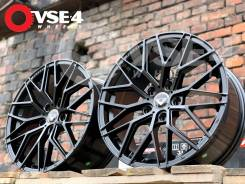 NEW! # Vorsteiner V-FF 107 R17 7,5J 5x114,3 MATT Black [VSE-4]