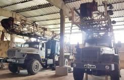 Агрегат для ремонта скважин Апрс-40