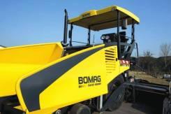 Аренда асфальтоукладчика Bomag BF 600 P HCE