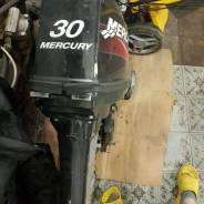 Продам лодочный мотор Mercury 30E дистанция, не исправен!