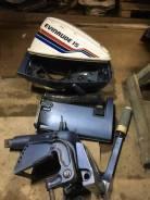 Лодочный мотор Johnson Evinrude 9.9 15