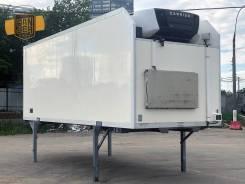 Съемный кузов БДФ рефрижератор, установка Carrier Supra 950T, будка
