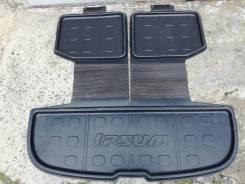 Ковровое покрытие в багажник контрактное ACM21 Toyota Ipsum 2AZ