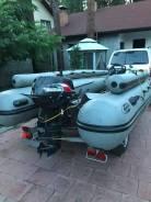Моторная лодка Фрегат