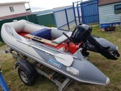 Лодка ПВХ Forward MX360FL 2016 год