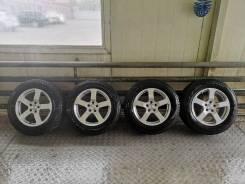 Комплект колес Volkswagen/Skoda/Audi 5*112 225/65R17