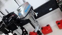 Лодочный мотор Seanovo T9.8 BMS + Чехол/Винт в подарок