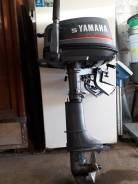 Лодочный мотор Yamaha 5 л. с.