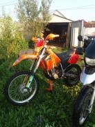KTM 400 EXC, 2003