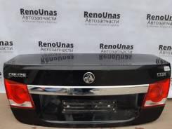Крышка багажника на Шевроле Круз седан