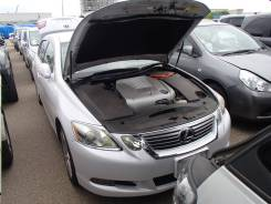 Lexus GS450h, 2009