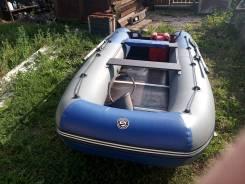 Надувная лодка Таймыр 340 люкс