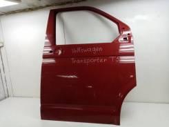 Дверь передняя правая Volkswagen Transporter 3 (T5) [7E0831056C]