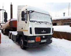 Седельный тягач МАЗ 6430В9-1420-020, В г. Тюмени год, 2014