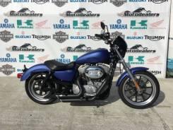 Harley-Davidson Sportster 883 XL883, 2012