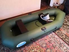 Лодка RUSH-260