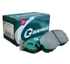 Колодки тормозные дисковые G-Brake GP05019 Япония, Замена от 600 руб