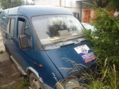 Автомобиль ГАЗ-2705 на запчасти