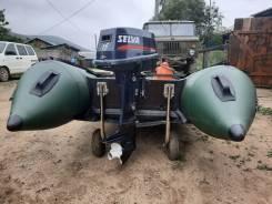 Продам лодку Solar 330