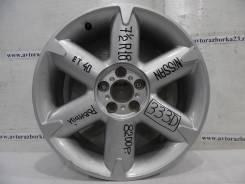 Диск R18 Nissan 333D
