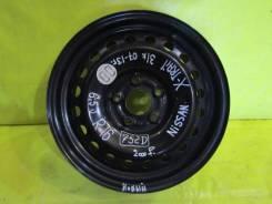 Диск R16 Nissan X-Trail 31 07-13г 752D