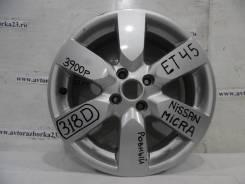 Диск R16 Nissan Micra 06г 318D