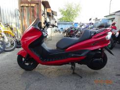 Yamaha Majesty 250, 2002