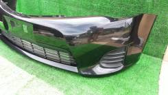 Бампер Toyota Fielder axio NZE-164 1NZ-fe 2014