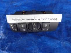 Volvo xc60 2008-2013 г. в. блок управления светом 31443850