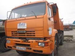 Самосвал КАМАЗ -65111, В г. Новороссийске год, 2008
