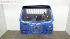 Крышка (дверь) багажника Suzuki Jimny 1998-2012 (Джип 5-дв)
