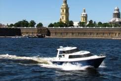 """Служебно-разъездной катер """"Флагман"""" 21760 2005 г"""