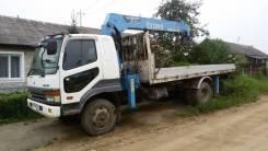 Услуги бортового грузовика с манипулятором эвакуатора в Партизанске.