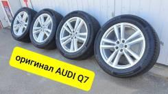 285-45-20, оригинал Audi Q7, в наличии