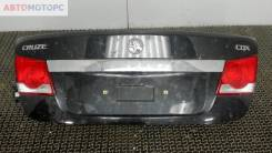 Крышка (дверь) багажника Chevrolet Cruze 2009-2015 (Седан)