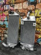 Радиаторы GPI Racing Kawasaki KLX250 R/S, D-Tracker, Suzuki SB250 93-.