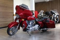 Harley-Davidson CVO Street Glide, 2016