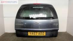 Крышка (дверь) багажника Citroen C4 Grand Picasso 2006-2013 (Минивэн)