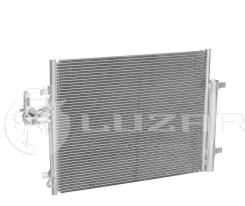 Радиатор кондиц. с ресивером для а/м Ford Mondeo (07-) FORD