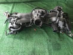 Впускной коллектор EJ205 02-07 в сборе Subaru Impreza WRX GDA