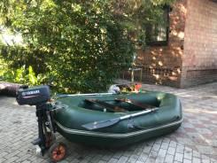 Лодка надувная Корсар