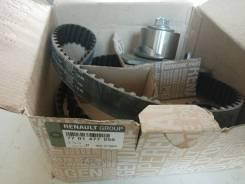 Ремень Грм Зубчатый С Роликами, Комплект 7701477050 Renault Laguna