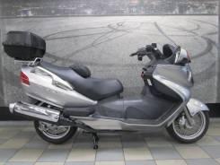 Suzuki Skywave 650, 2002
